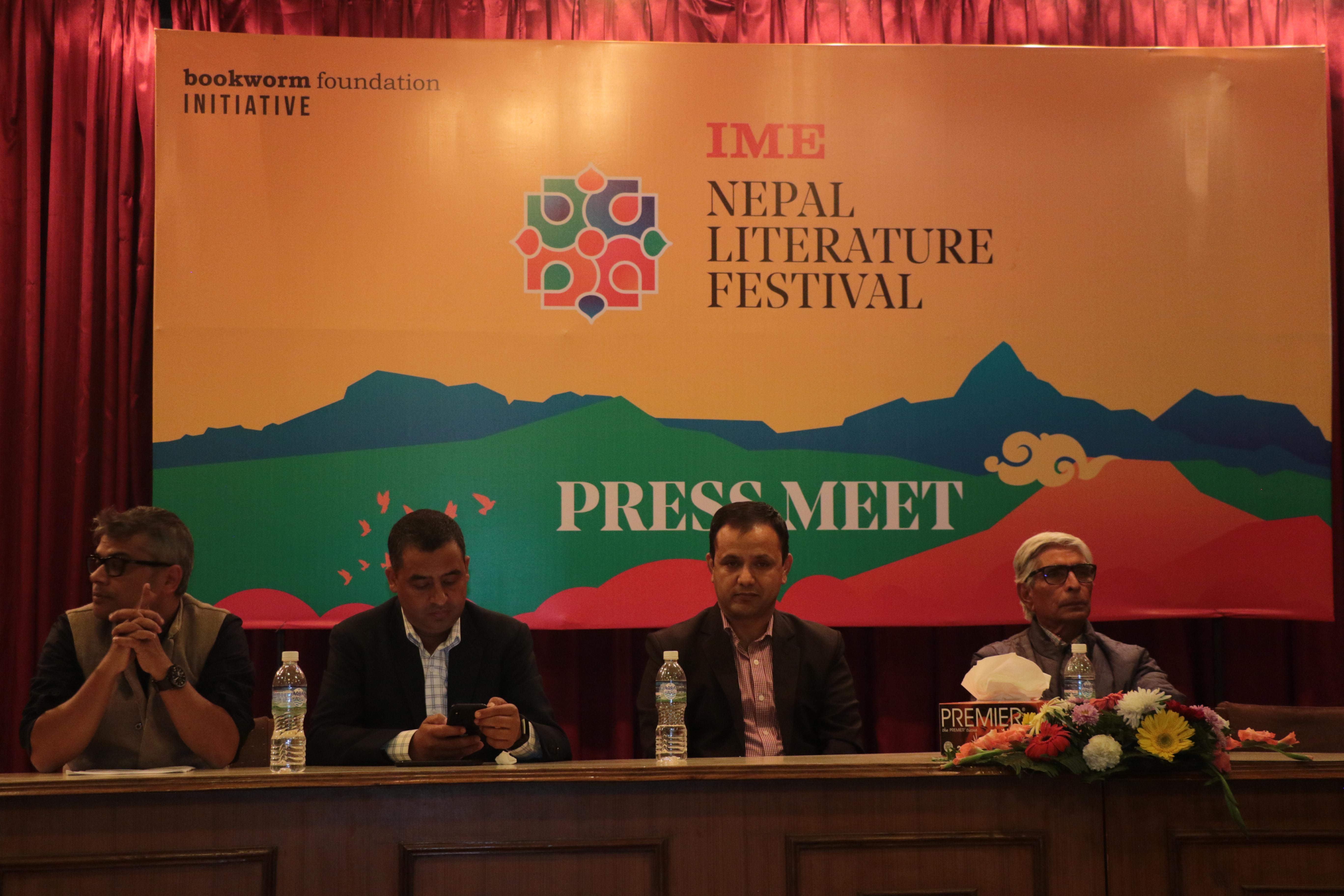 आइएमई नेपाल लिटरेचर फेस्टिभल पोखरामा, हुनेछ दर्जन बढी सेसन