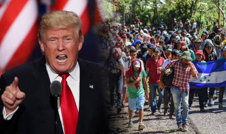 आप्रवासीमाथि नियन्त्रण गर्न मेक्सिको सहमत भएपछि ट्रम्पले फिर्ता लिए कर लगाउने योजना