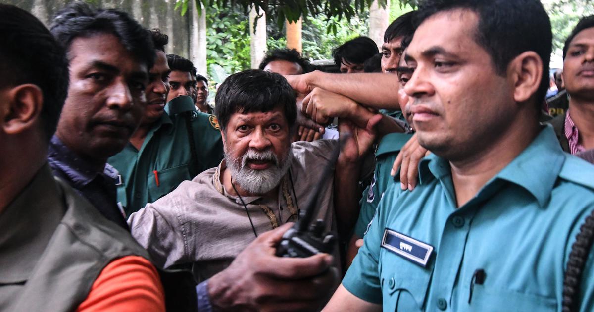 १०२ दिन अघि पक्राउ परेका शाहिदुल अालमलार्इ जमानत दिने बंगलादेशी अदालतको फैसला