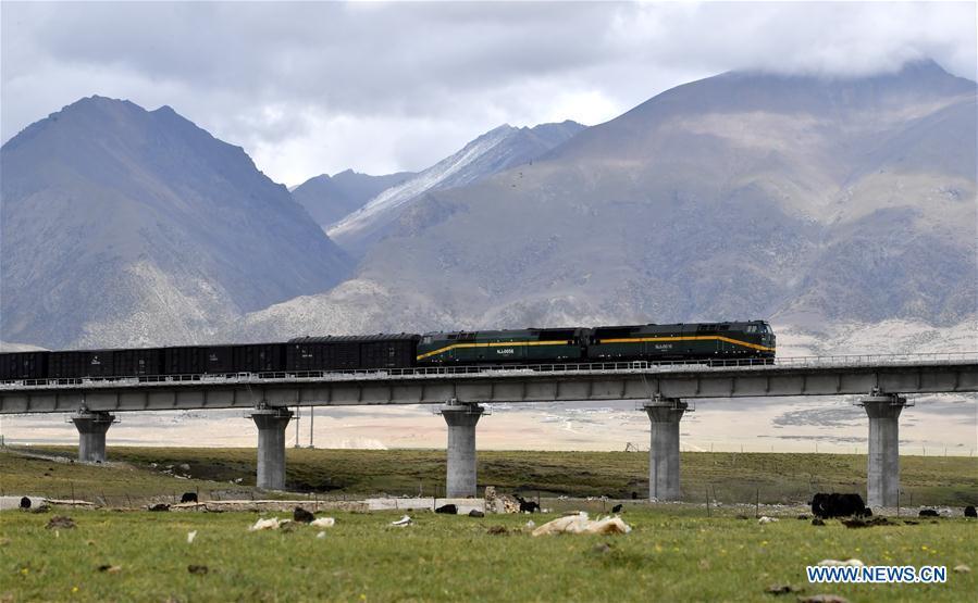 हेर्नुस् तिब्बततिर तन्किएको रेल