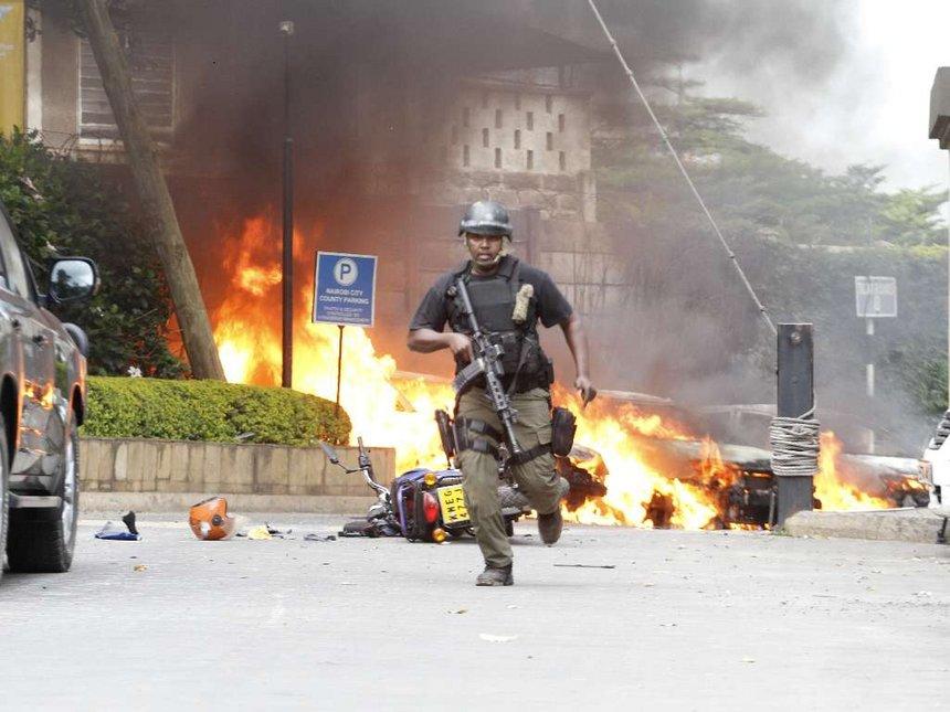 केन्यामा आतंकवादी आक्रमण: प्रहरी र लडाकुबीच संघर्ष अन्त्य, सबै आतंककारीको मृत्यु
