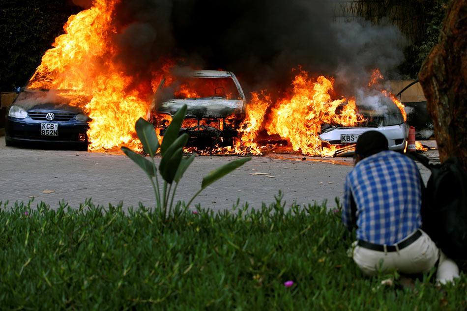 केन्याको राजधानीमा आतंककारी आक्रमण, प्रहरी र लडाकुबीच गोली हानाहान: विश्वमा आज