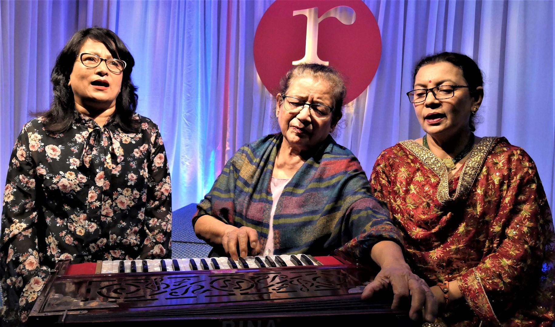 'पलेँटी'का लागि सिक्किम, दार्जिलिङका संगीतकर्मी काठमाडौंमा