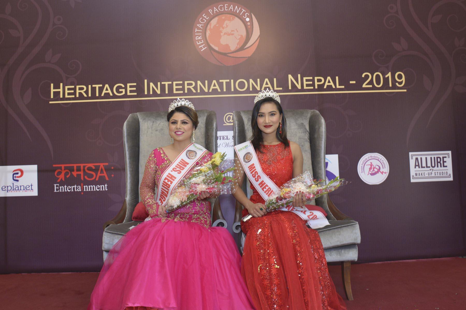 दुई अन्तर्राष्ट्रिय सौन्दर्य प्रतियोगिताको लागि छानिए नेपाल प्रतिनिधी