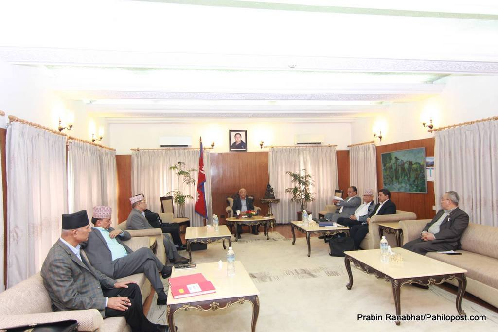 नेकपा सचिवालय बैठक बस्दै, आयोग र विभागको नेतृत्वमा छलफल हुने