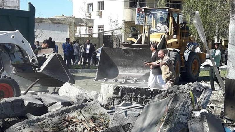 इरानको प्रहरी चौकीमा आत्मघाती बम बिस्फोट :तीन जनाको मृत्यु