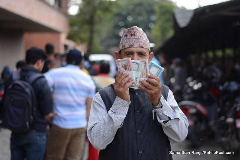 दशैँका लागि आजबाट नयाँ नोट साट्न सकिने, जानुस् यी ठाउँमा