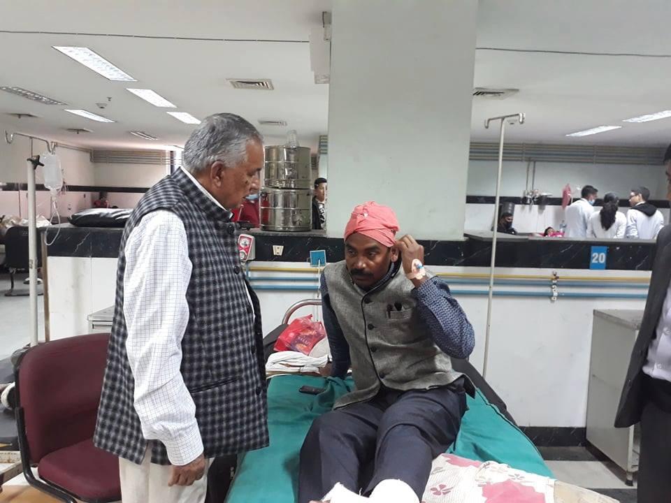 रामनगर गोलीकाण्डको निष्पक्ष छानबिन गर्न पौडेलको माग