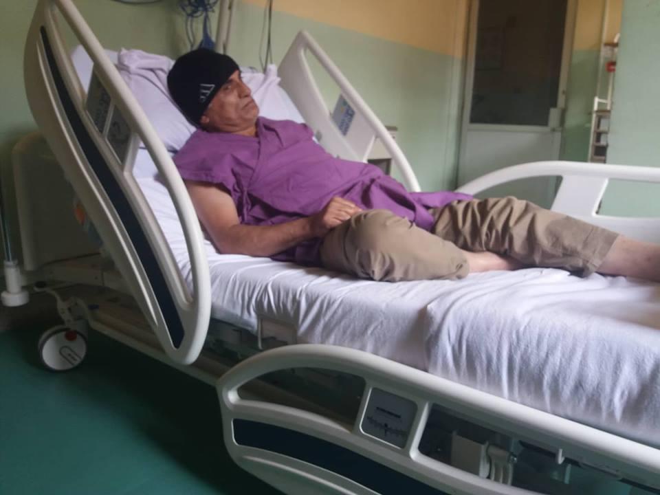 डा. गोविन्द केसी अस्वस्थ, बिहान ४ बजे इमर्जेन्सीमा अस्पताल भर्ना