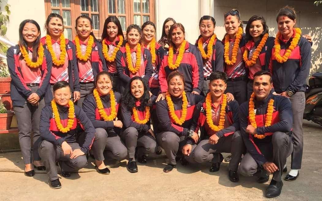 महिला टी-२० स्म्यास : नेपालले पहिलो खेल शनिवार चीनसँग खेल्दै, यस्तो छ तालिका