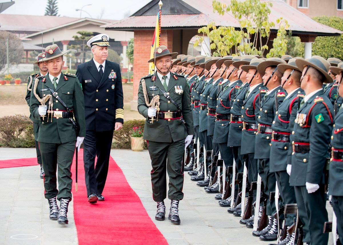 युएस इन्डो प्यासिफिक कमका कमाण्डर नेपालमा : चीन घेर्ने अमेरिकी रणनीतिबाट नेपाल कसरी अलग्गेला?