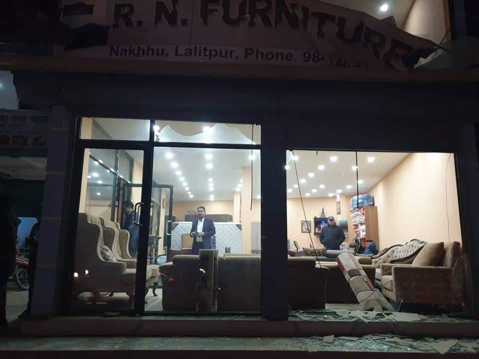 नख्खु विस्फोट : एनसेलकै सुरक्षा गार्ड नियन्त्रणमा, विप्लवका ज्वाइँ शंकाको घेरामा