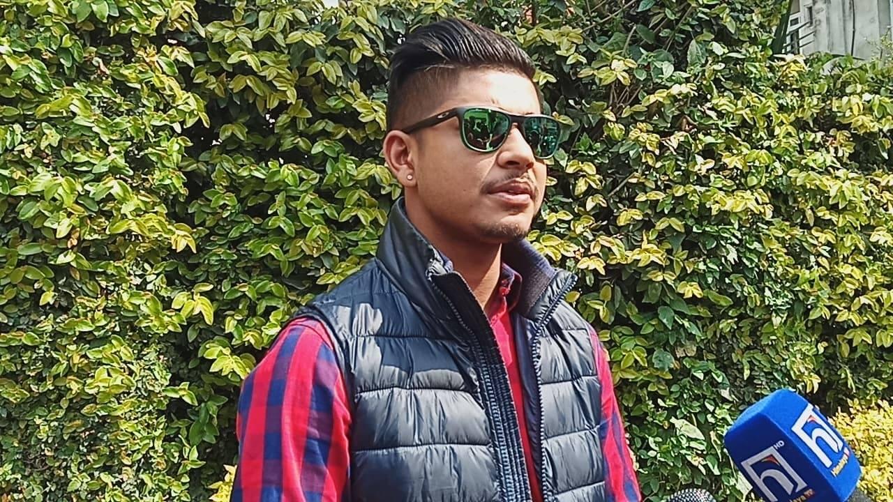 आइपीएल खेल्न सन्दीप लामिछाने दिल्ली प्रस्थान