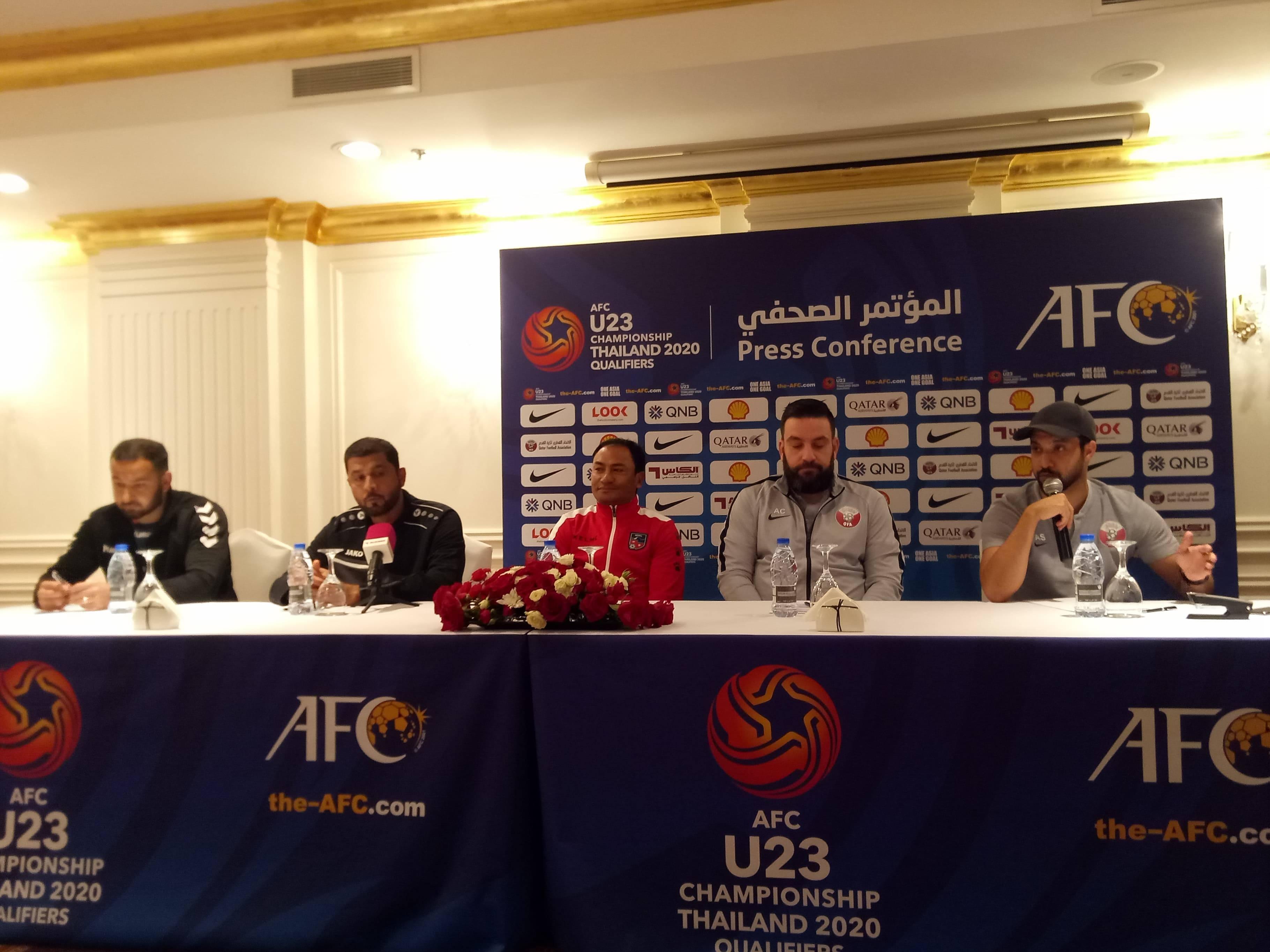 एएफसी यू-२३ च्याम्पियनसिप क्वालिफायर : नेपालले भोलि ओमानसँग खेल्दै