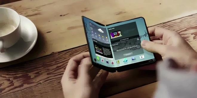 स्मार्टफोन मोबाइलको भविष्यबारे चर्चा:  आउला त फोल्ड गर्न मिल्ने स्मार्टफोन?