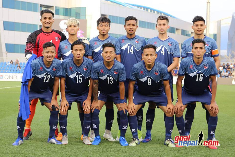 एएफसी यू-२३ च्याम्पियनसिप क्वालिफायर पहिलो खेलमा नेपाल ओमानसँग पराजित