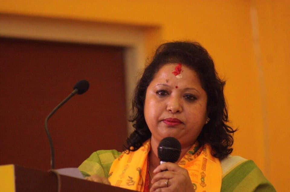 हृदयघातको शंका गर्दै काठमाडौंका  उप-प्रमुख नर्भिकमा भर्ना