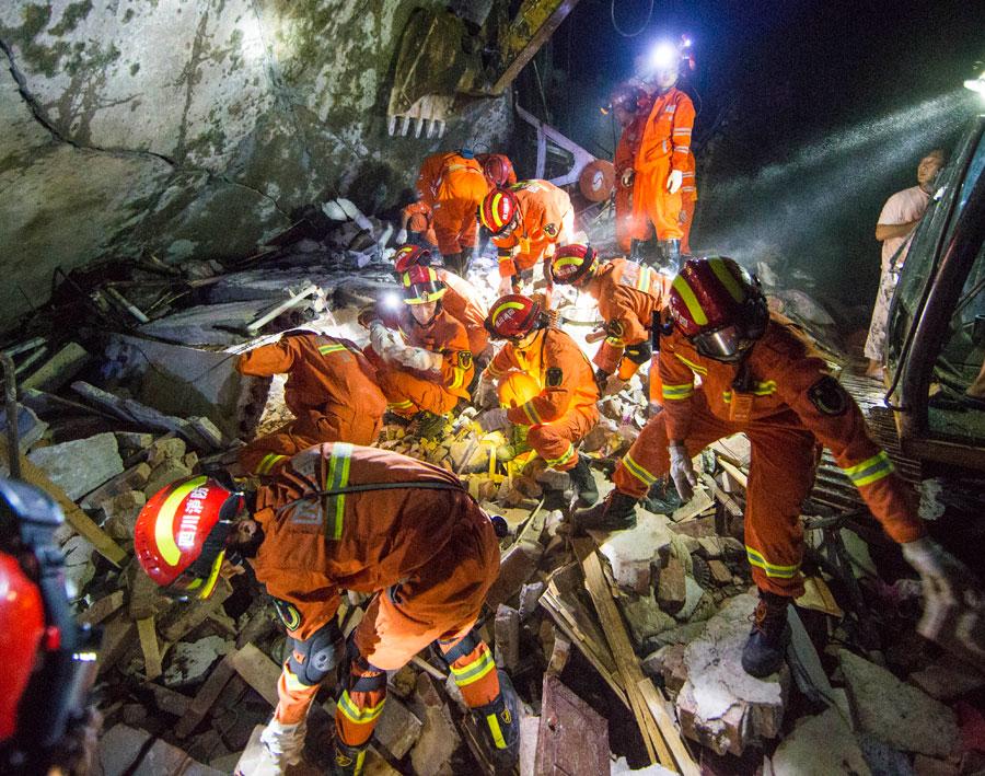 चीनमा भूकम्प: ११ जनाको मृत्यु, १२० घाइते