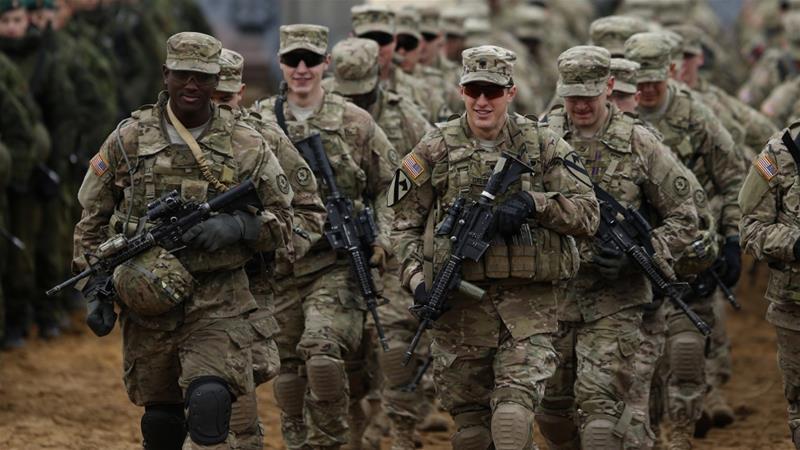 इरानसँग तनाव बढ्दै गर्दा अमेरिकाले मध्यपूर्वमा थप एक हजार सेना तैनाथ गर्ने