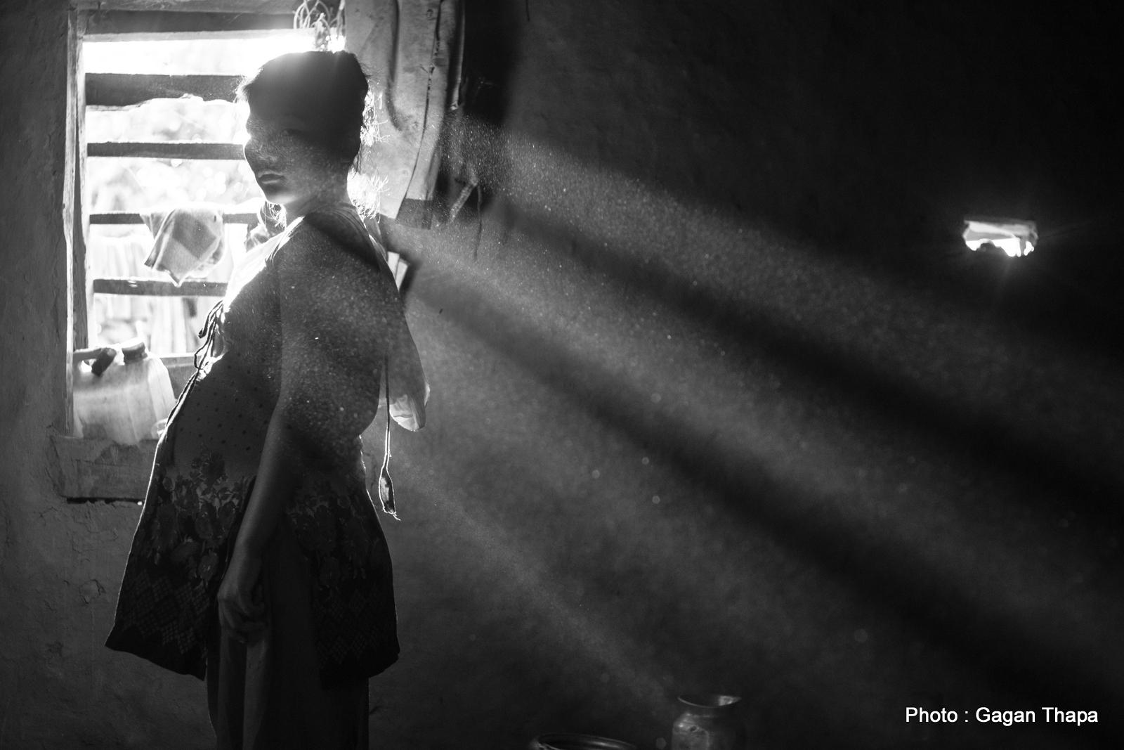 एउटा अपत्यारिलो तर तीतो यथार्थ, १२ वर्षको कलिलो उमेरमै आमा बन्दैछिन् गंगा : भन्छिन् - सजाय भोगिरा'छु