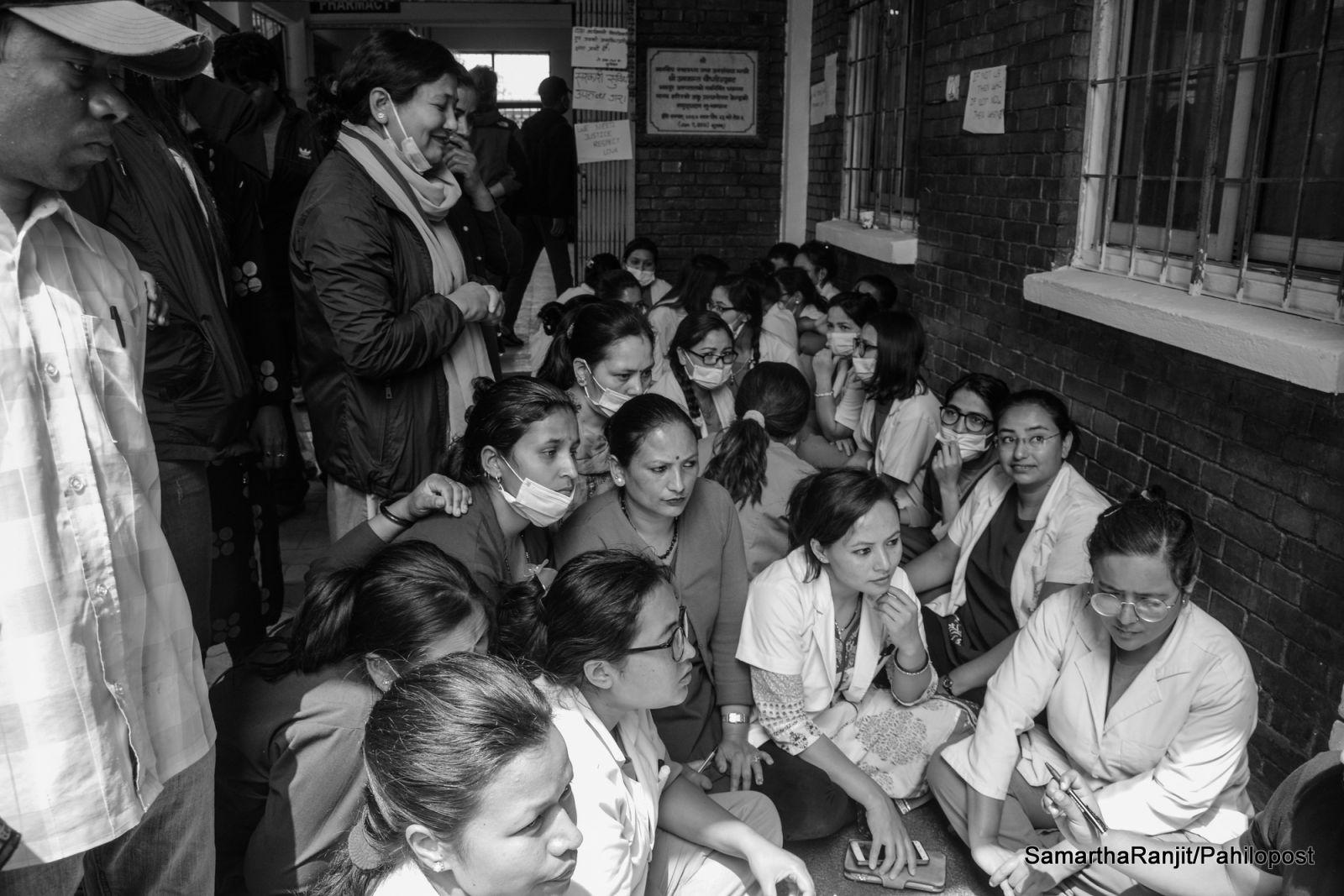 मानव अंग प्रत्यारोपण केन्द्र आन्दोलन : वार्तामा कुरा नमिलेपछि वार्ता टोली नै प्रहरी नियन्त्रणमा