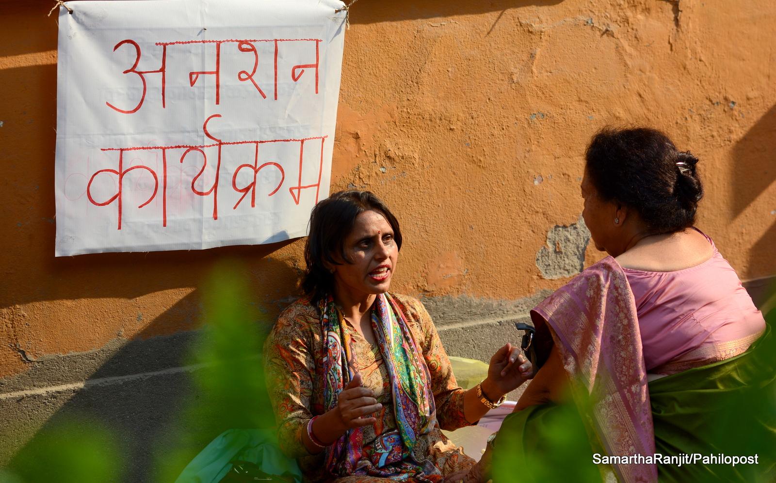 नर्स भर्सेज नर्सिङ संघको लडाई : प्रहरी र पत्रकारमाथि पोखियो आक्रोश