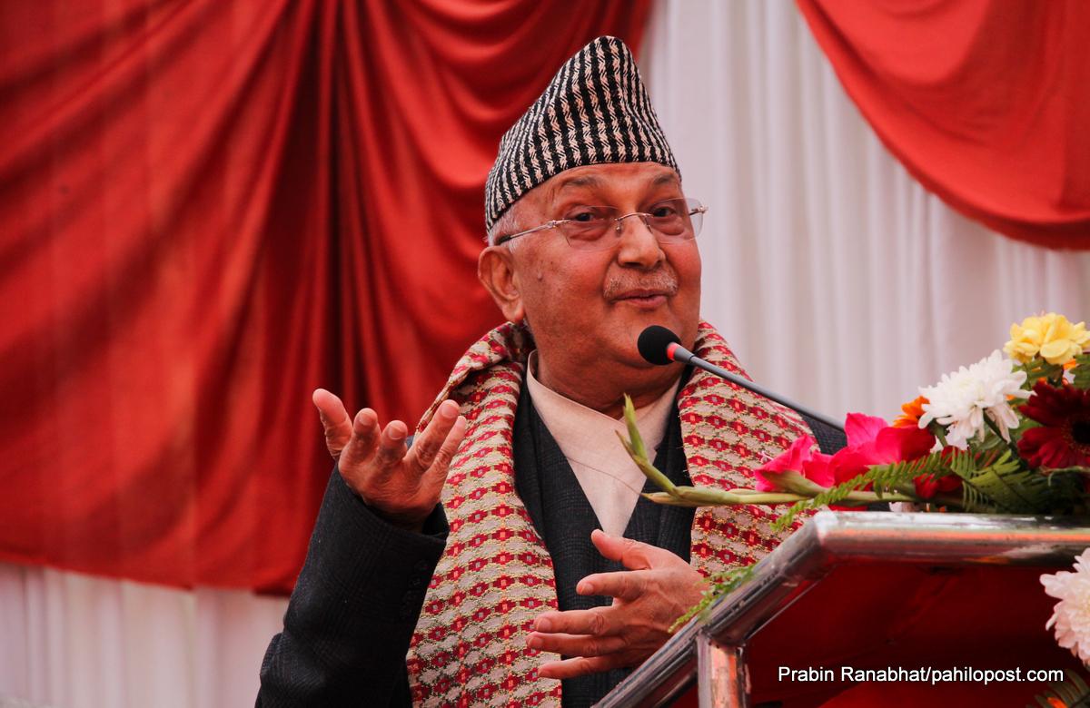 नेपाल संवत परोपकारी भावनाको स्मरणः प्रधानमन्त्री