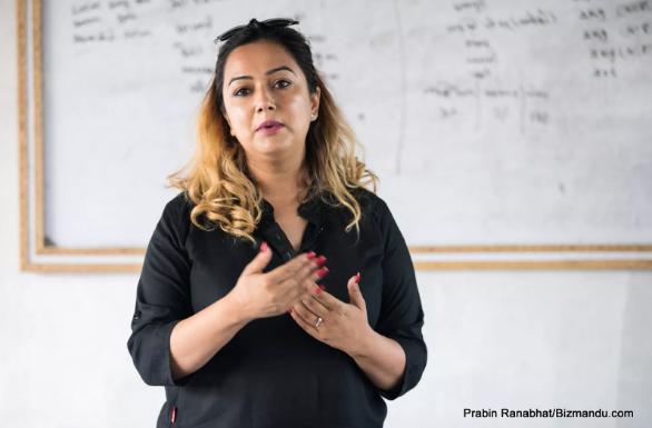 मोडल खुश्बु ओली 'चेक बाउन्स' मुद्दामा दोषी, रकम तिर्न अदालतको आदेश