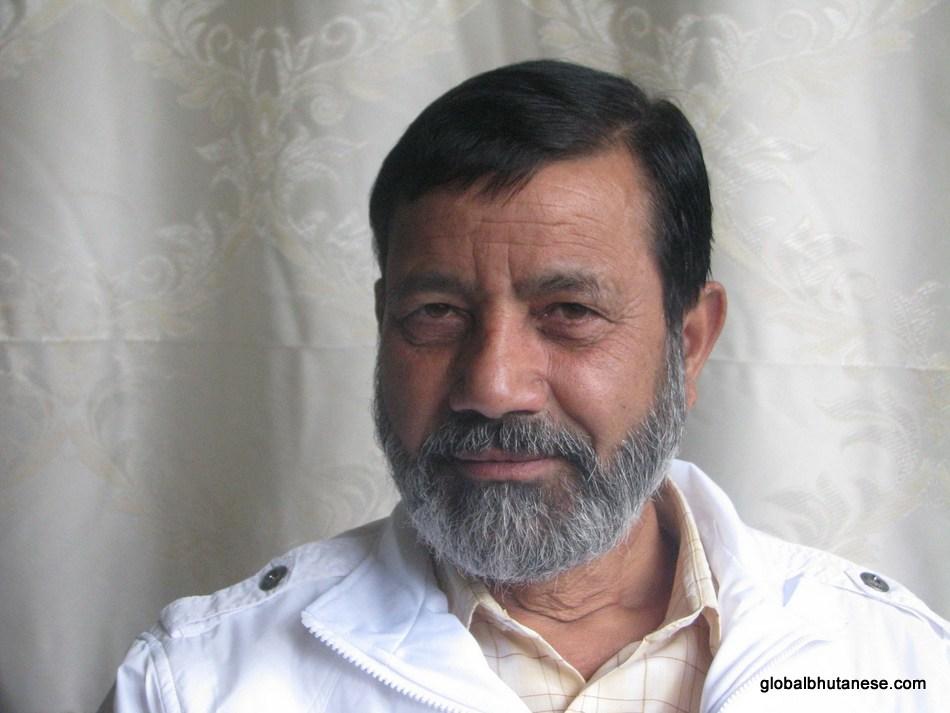 मोदीले केही गर्दिन्छन्कि भन्ने आश छ : भुटानी शरणार्थी नेता टेकनाथ रिजाल