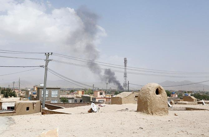 अफगानिस्तानमा तालिवान लक्षित ड्रोन कारबाही, कमान्डर सहित आठको मृत्यु