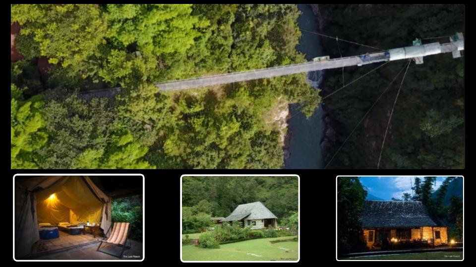 पाखोबाट जंगल बनेको त्यो ठाउँ : एउटा रिसोर्टले बसाएको पाङलाङ बस्ती
