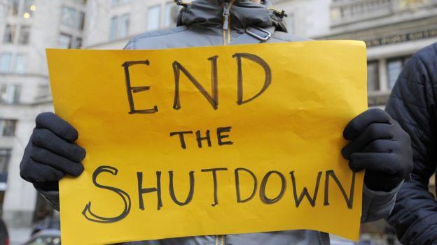 २४ दिनदेखि बन्द रहेको अमेरिकी कार्यालयहरु आंशिक रुपमा खोल्न ट्रम्पसँग आग्रह