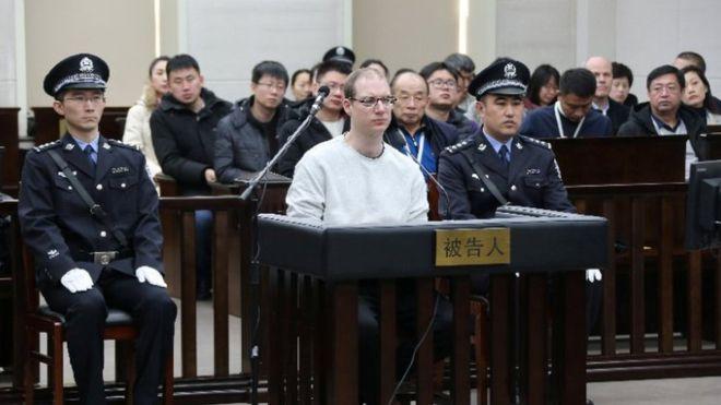 चीनमा पक्राउ परेका क्यानडाली नागरिकलाई माफी दिन आग्रह