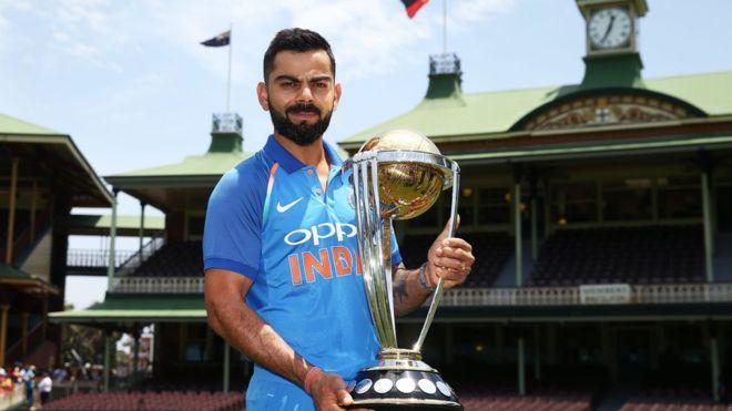 'आइसीसी विश्वकप-२०१९ कोहली र भारतको हो'