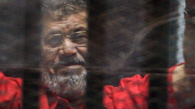 इजिप्टका पूर्व राष्ट्रपति  मोहम्मद मोर्सीको मृत्युबारे अनुसन्धान गर्न माग