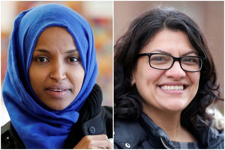 अमेरिका मध्यावधि निर्वाचन:  संसदमा पहिलो पटक दुई मुस्लिम महिला निर्वाचित