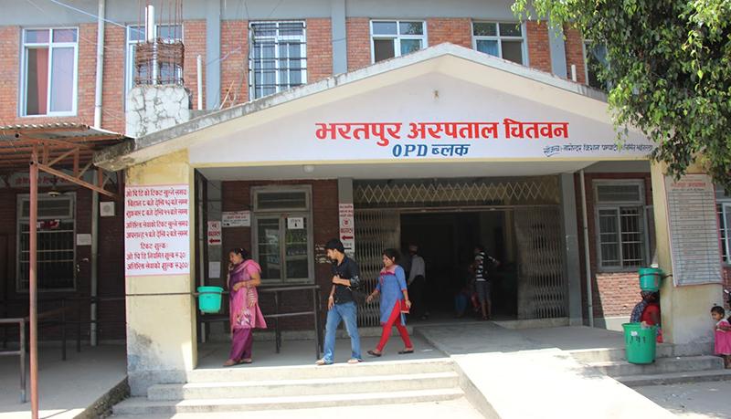 यी दश जिल्लामा सेवा दिँदै भरतपुर आँखा अस्पताल