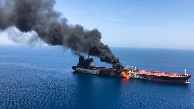 तेल बोकेको ट्याङ्कर आक्रमणमा इरान जिम्मेवार: साउदी युवराज