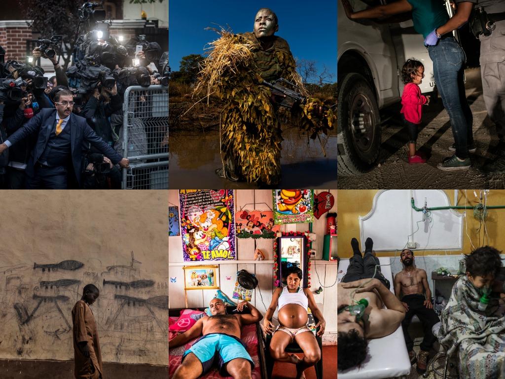 यी हुन् वर्ल्ड प्रेस फोटो अवार्डमा फोटो अफ दि इयरमा मनोनीत ६ फोटो