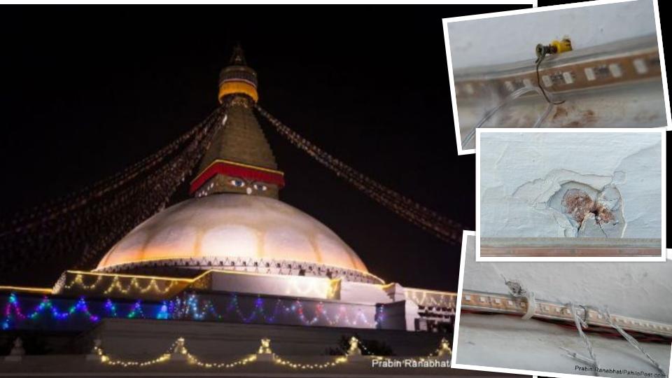 बौद्ध स्तुपमा प्वालैप्वाल : के हो विवाद? यस्तो छ चिनियाँ लामाको 'कनेक्सन'