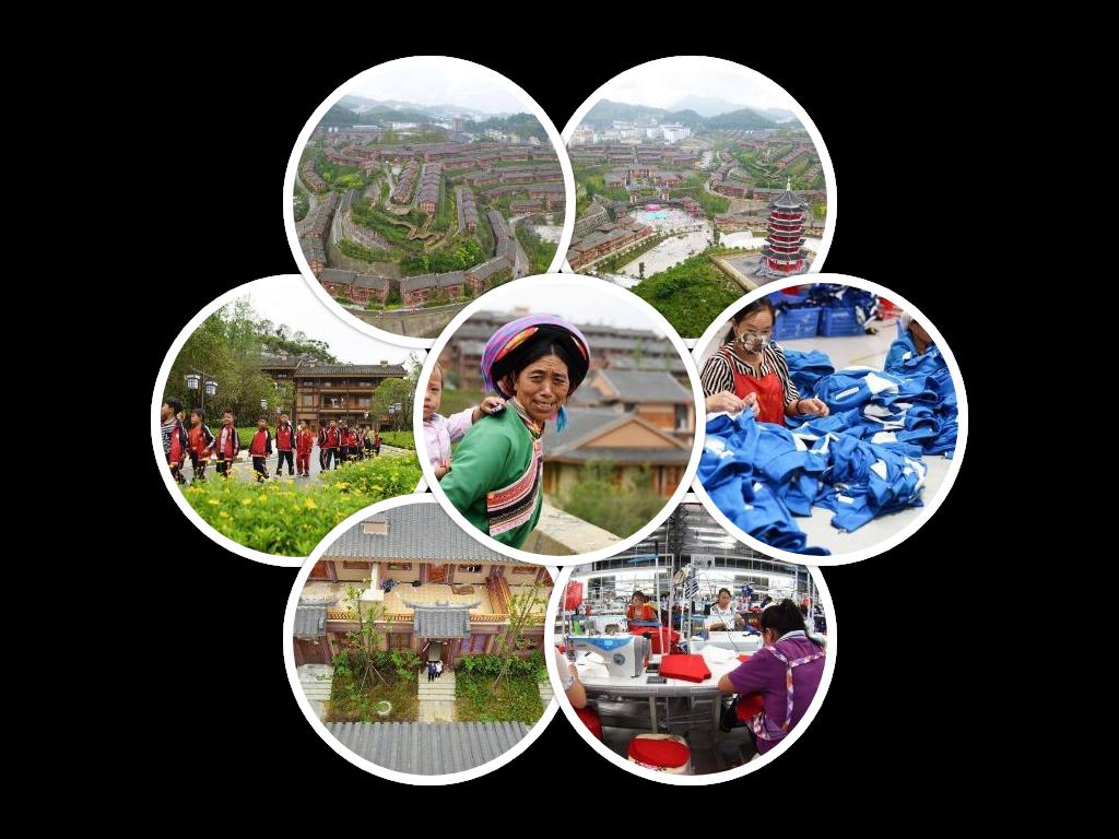 भिरालो गाउँबाट व्यवस्थित बस्तीमा बसाई सराई : चीनको एउटा उदाहरणीय पहल