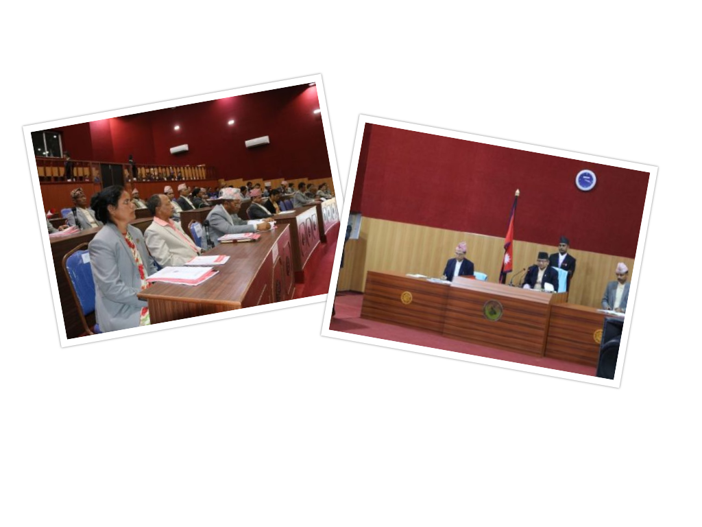 मुख्यमन्त्री, मन्त्री र प्रदेशसभा सदस्यको सेवा सुविधासम्बन्धी विधेयक पारित गर्दै सकियो कर्णालीको दोस्रो अधिवेशन