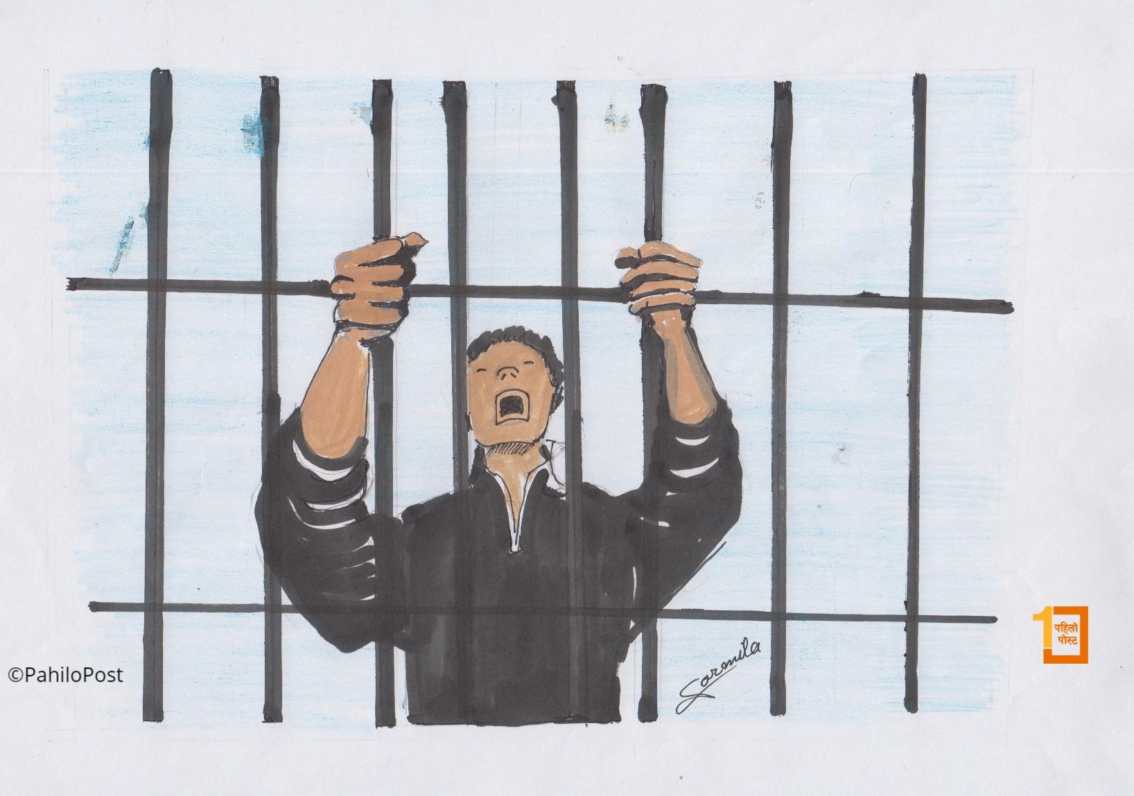 रक्सी र झैझगडाका कारण ११६ नेपाली युएईको जेलमा
