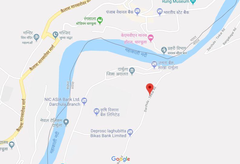दार्चुलामा जिप दुर्घटना, ८ को शव फेला, महाकाली नदीमा खस्दा उद्धारमा कठिनाई