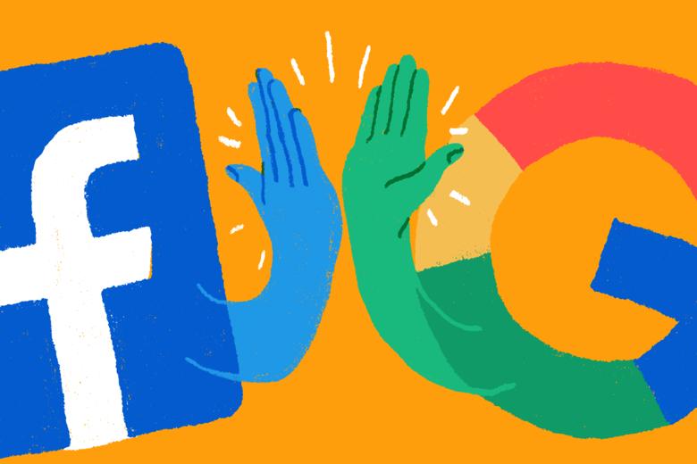 गुगल र फेसबुकका कारण परम्परागत मिडियामाथि धर्मसंकट