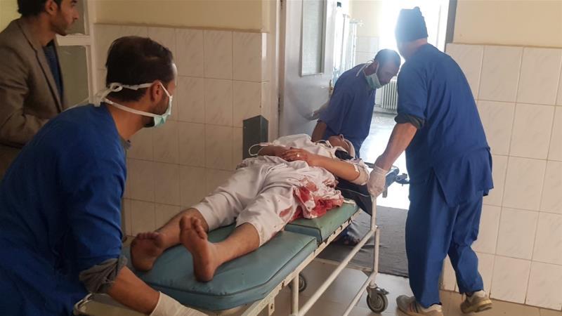काबुलमा बम विस्फोट, छ जनाको मृत्यु