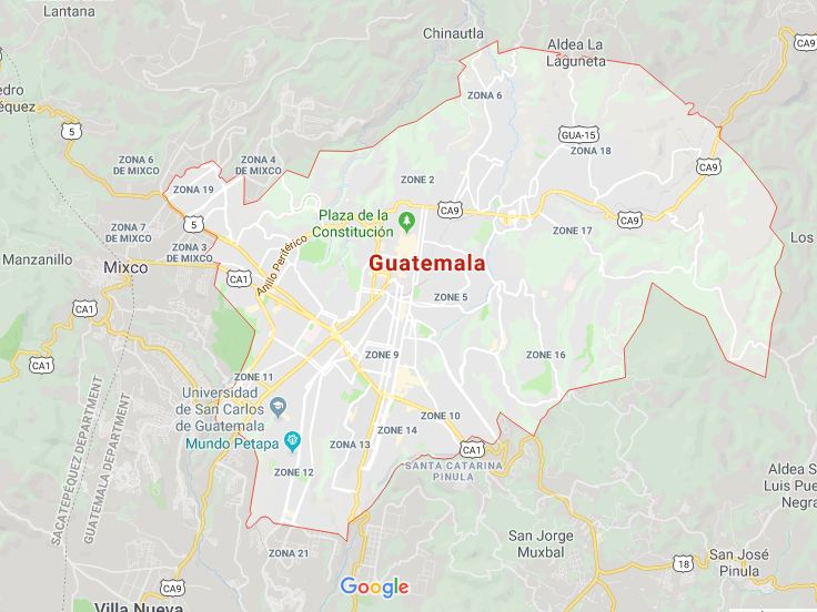 अमेरिका हिँडेका २४ जना आप्रवासी ग्वाटेमालामा पक्राउ