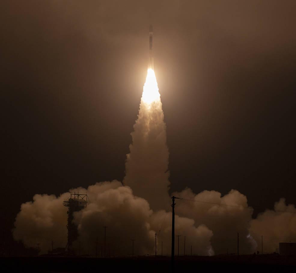 हिउँ र समुद्री सतहको अध्ययन गर्न नासाको लेजर उपग्रह प्रक्षेपण