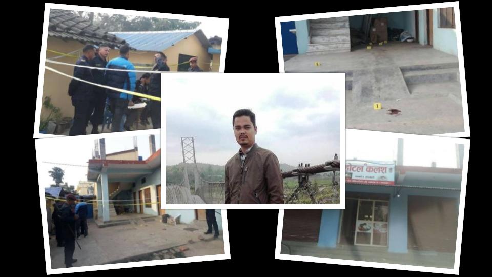 धनगढीमा २७ वर्षीय युवकको हत्या, हत्या अभियोगमा समातिए आशिष सेठी