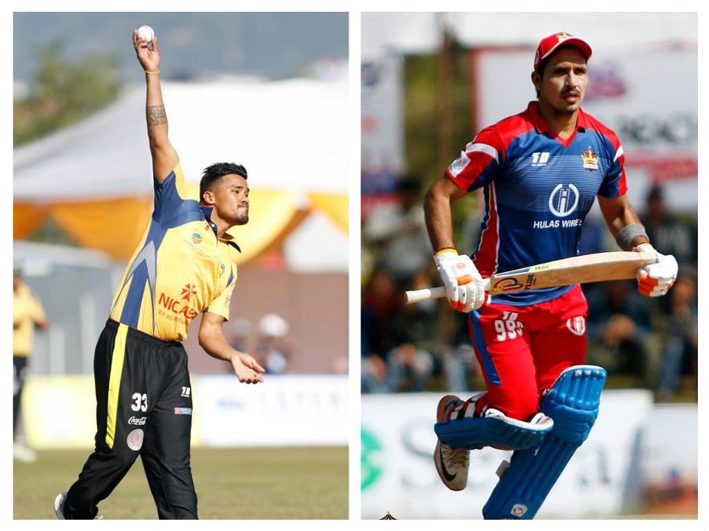 यी हुन् पीपीएलमा सर्वाधिक रन बनाउने र विकेट लिने खेलाडीहरु